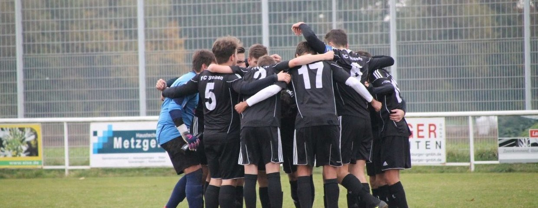 A- Junioren Klassenerhalt am letzten Spieltag geschafft