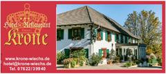 Hotel Restaurant Krone in Wiechs