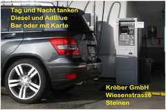 Kröber GmbH in Steinen