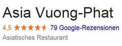 Asia Vuong-Phat in Steinen