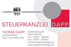 STEUERKANZLEI DAPP - Yvonne Dapp