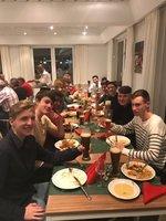 Weihnachtsfeier der Aktiven, A-Junioren, Alte Herren, Ehrenrat und Helfer