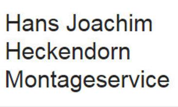 Hans Joachim Heckendorn Montageservice in Steinen